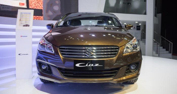 Suzuki Ciaz 2017 - Sedan Thailand - Hotline: 0935 132 014 (24/24)