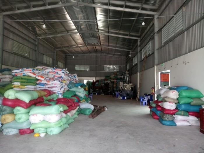 Bán kho, nhà xưởng 11500m2 tại xã Lê Minh Xuân, huyện Bình Chánh 7.6 tỷ