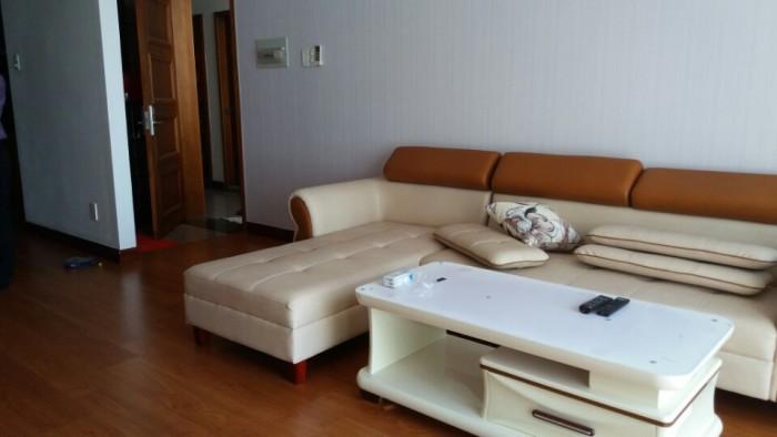 Bán căn hộ Hoàng Anh River View. Giá 24tr/m2. DT 138m2, 3PN ,3Wc.( đã có VAT + PBT )