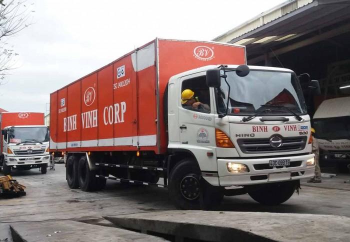 Cung cấp dịch vụ vận chuyển hàng hóa, Bắc Trung Nam với chi phí thấp