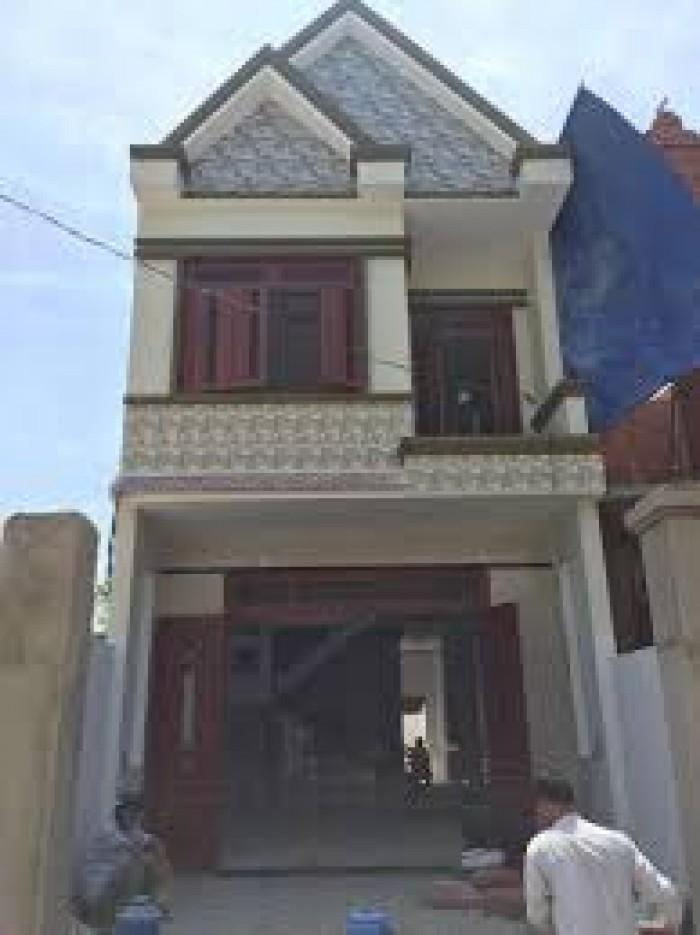 Nhà Mới Xây Đường Thanh Niên Nguyễn Văn Bứa Hóc Môn