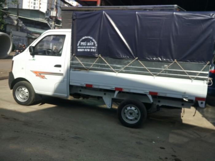 Bán xe tải nhỏ dongben 870kg hỗ trợ trả góp 95% có sẵn giao ngay 1
