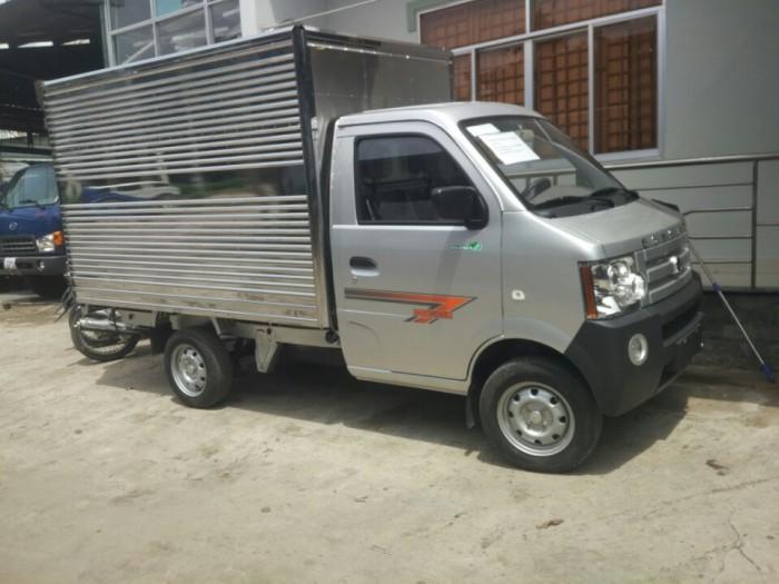 Bán xe tải nhỏ dongben 870kg hỗ trợ trả góp 95% có sẵn giao ngay 2