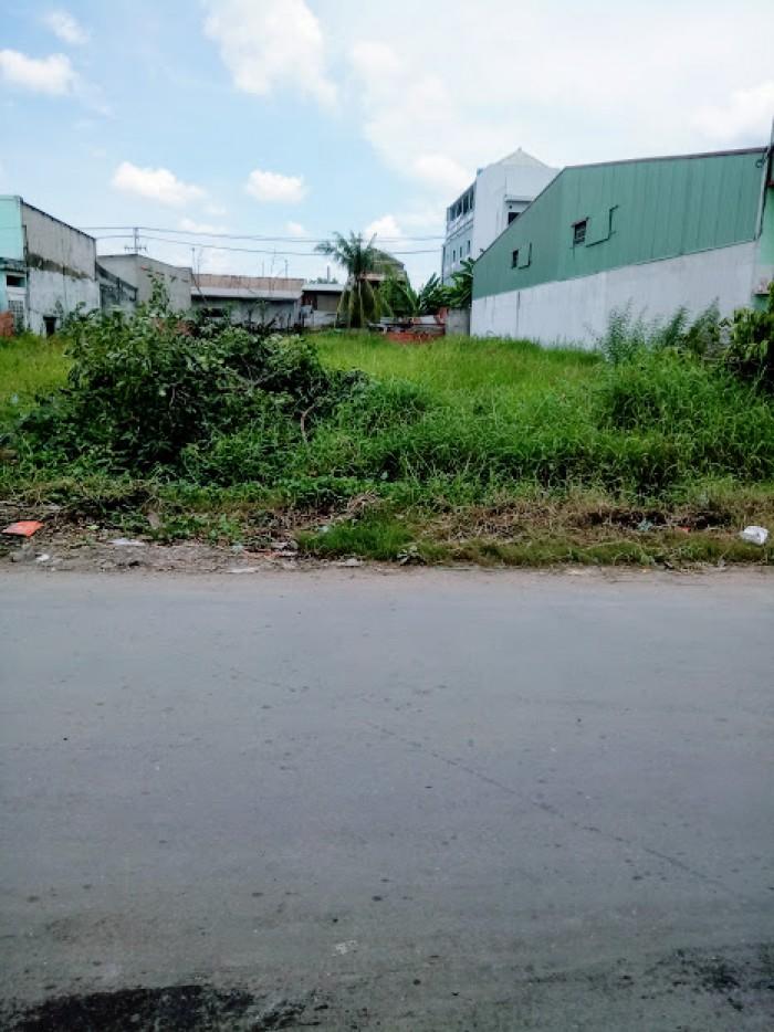 Bán đất xưởng măt tiền đường lớn phạm văn hai, Bình Chánh