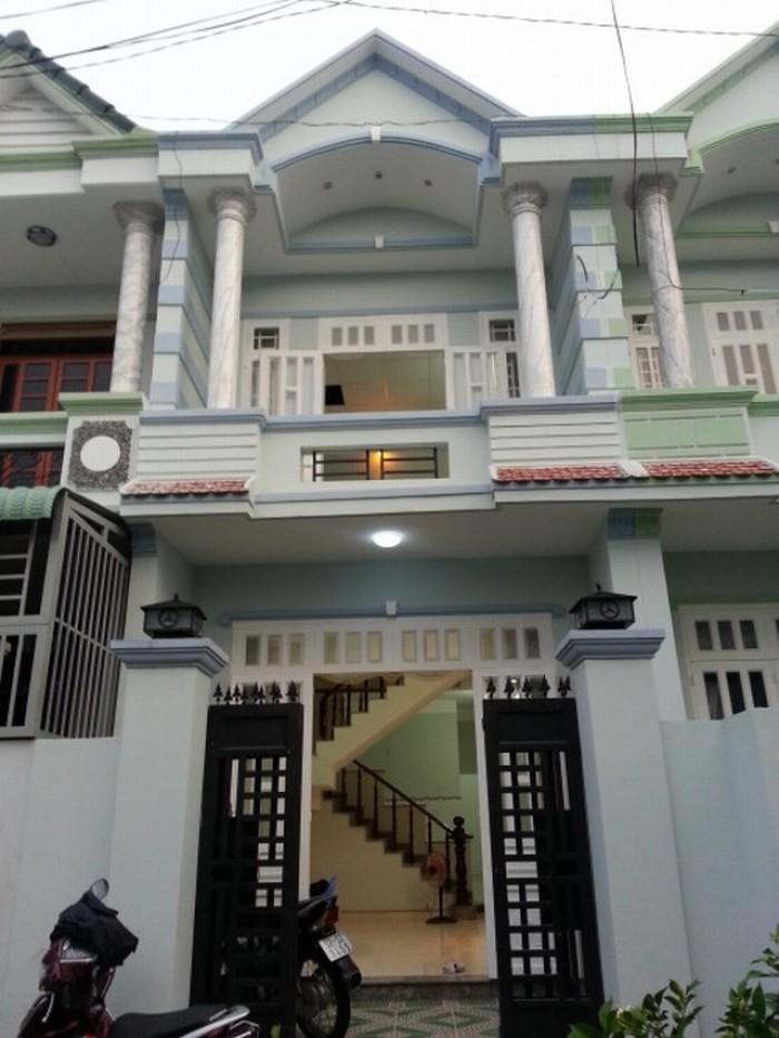 Nhà Mt Bạch Đằng, Q.Tân Bình. 96m2 1 trệt,2 lầu, 4PN,4 WC.Giá 23 triệu