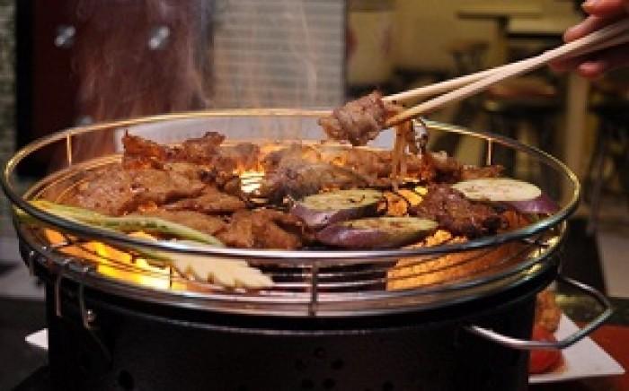 Bếp nướng than hoa không khói Nam Hồng BN3004