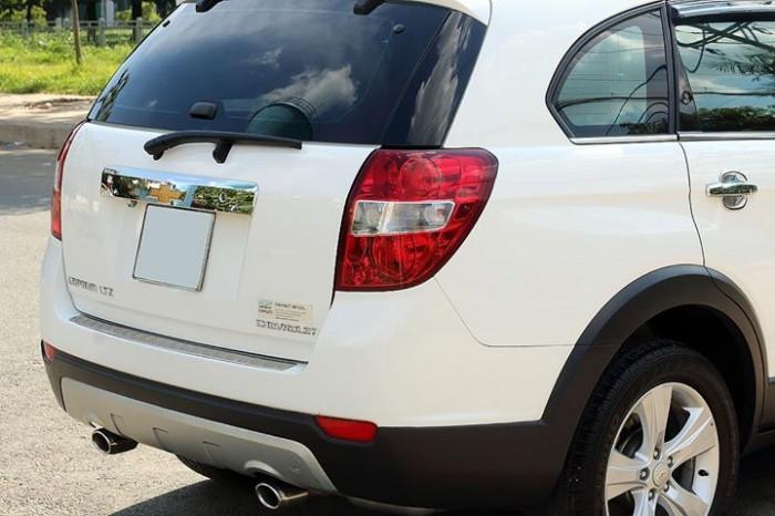 Bán Chevrolet Captiva LTZ 2013 form mới màu trắng cực mới 3