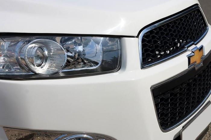 Bán Chevrolet Captiva LTZ 2013 form mới màu trắng cực mới 5