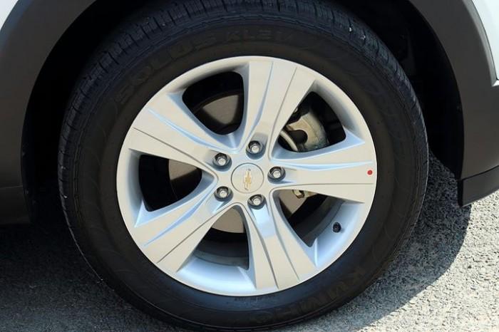Bán Chevrolet Captiva LTZ 2013 form mới màu trắng cực mới 6