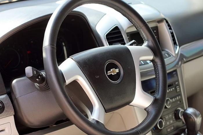 Bán Chevrolet Captiva LTZ 2013 form mới màu trắng cực mới 7