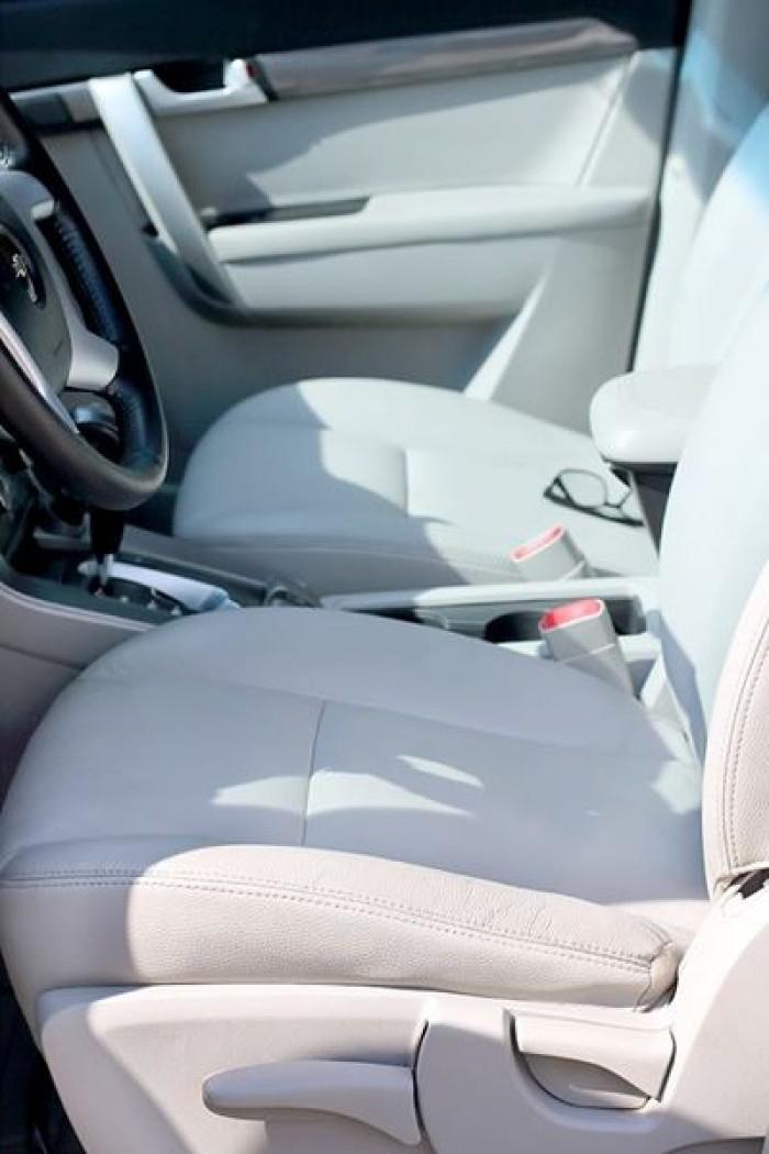 Bán Chevrolet Captiva LTZ 2013 form mới màu trắng cực mới 11
