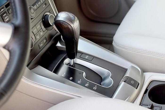 Bán Chevrolet Captiva LTZ 2013 form mới màu trắng cực mới 10