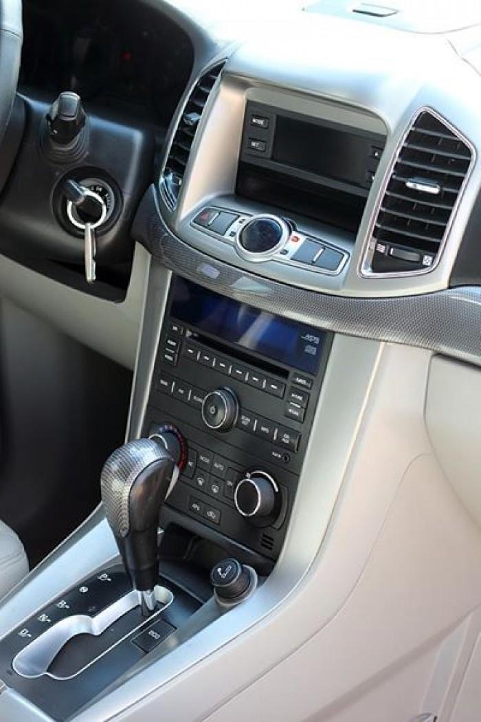 Bán Chevrolet Captiva LTZ 2013 form mới màu trắng cực mới 14