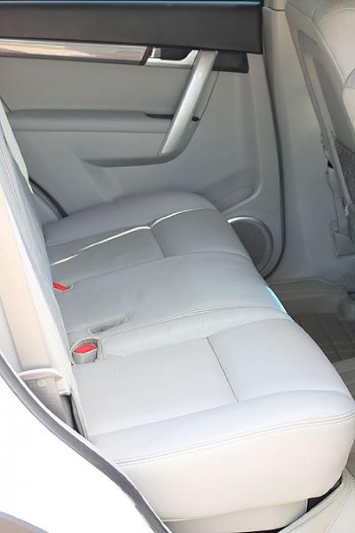 Bán Chevrolet Captiva LTZ 2013 form mới màu trắng cực mới 15