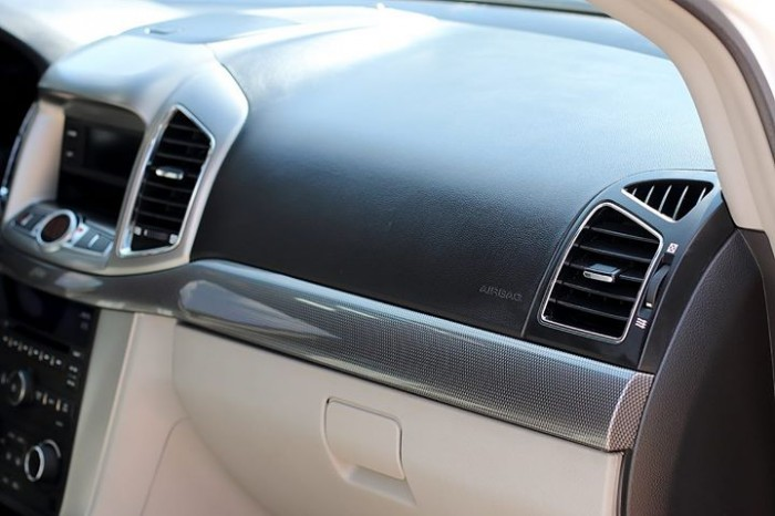 Bán Chevrolet Captiva LTZ 2013 form mới màu trắng cực mới 17