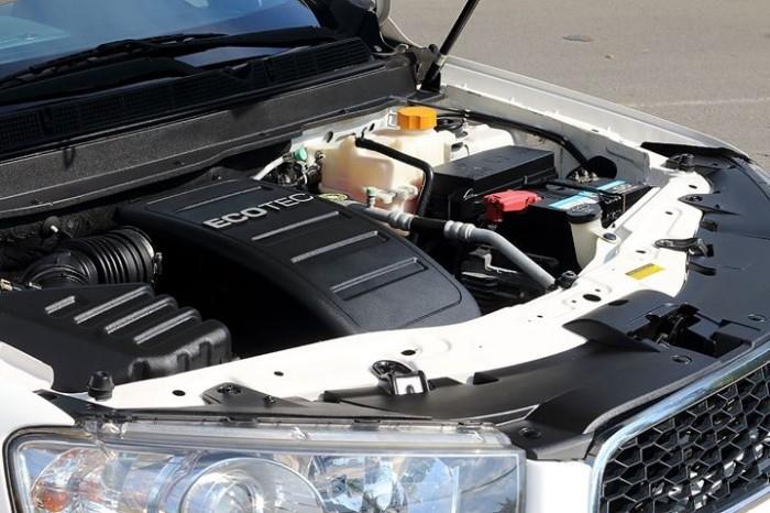 Bán Chevrolet Captiva LTZ 2013 form mới màu trắng cực mới 18