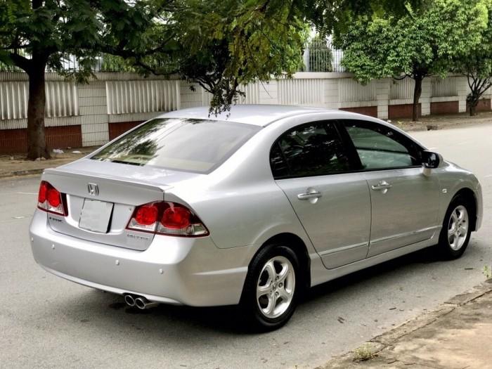 HOT - Bán Honda Civic 1.8AT đời 2012 màu bạc cực MỚI 1
