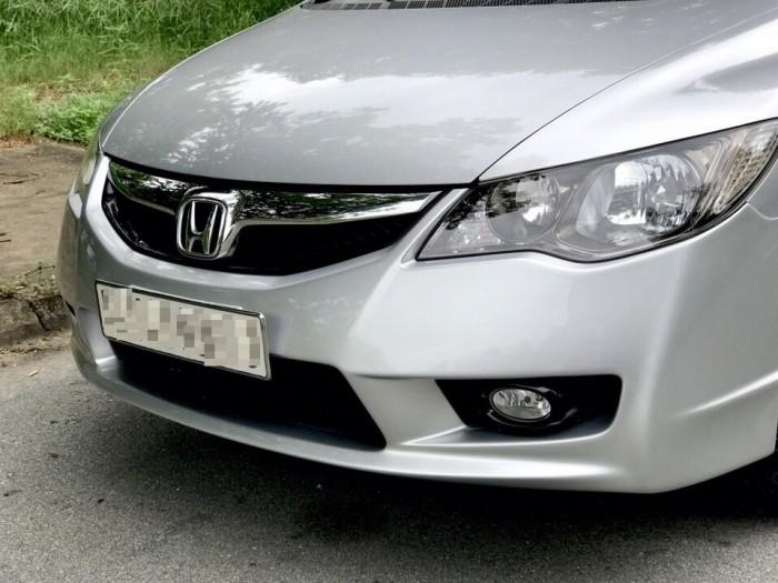 HOT - Bán Honda Civic 1.8AT đời 2012 màu bạc cực MỚI 4