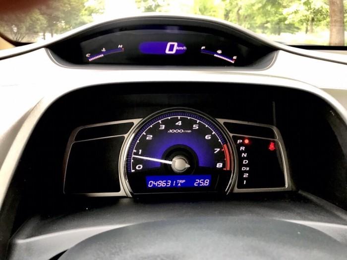 HOT - Bán Honda Civic 1.8AT đời 2012 màu bạc cực MỚI 14