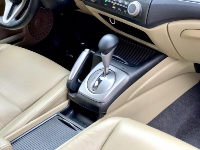 HOT - Bán Honda Civic 1.8AT đời 2012 màu bạc cực MỚI 18