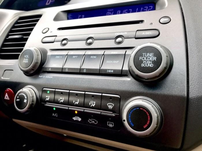 HOT - Bán Honda Civic 1.8AT đời 2012 màu bạc cực MỚI 20