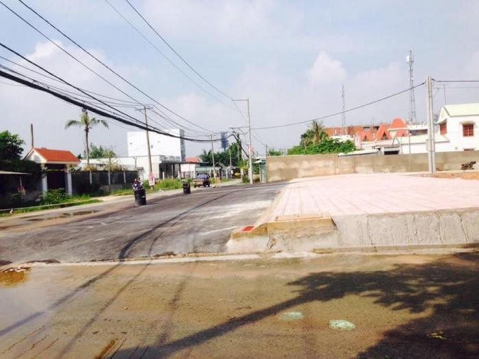 Đất gần Vincom Q9 đường Tân Hòa 2 giá cực rẻ DT 67m2 chỉ 35tr/m2