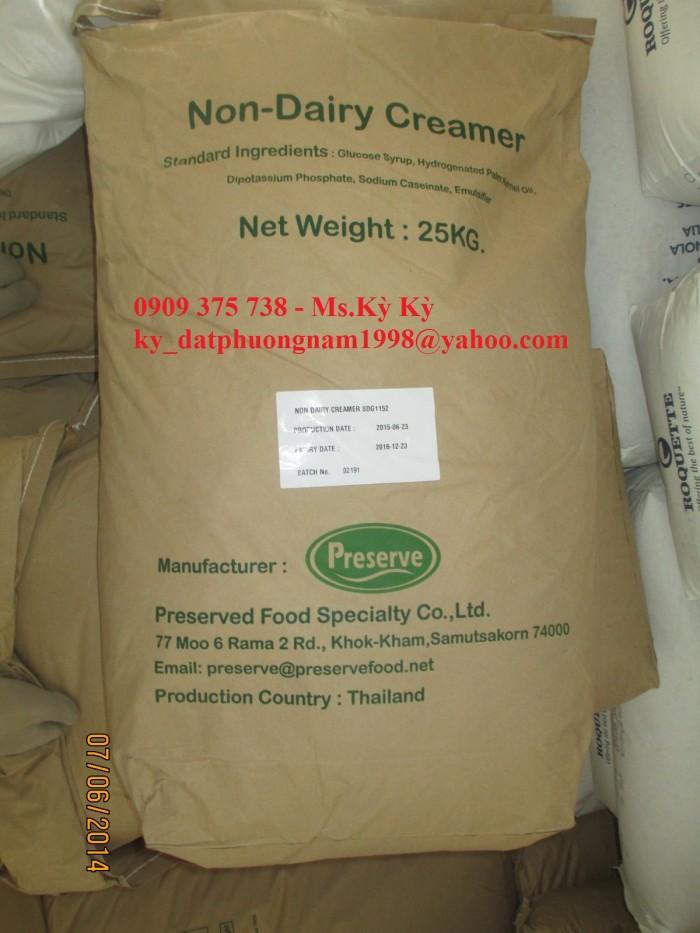 Bột tạo béo dùng trong thực phẩm_hàng nhập khẩu giá rẻ cạnh tranh : Non-Dairy Creamer1