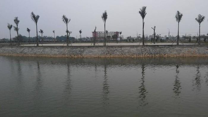 1 lô đất nền lock C6 mặt tiền Lê Đức Thọ