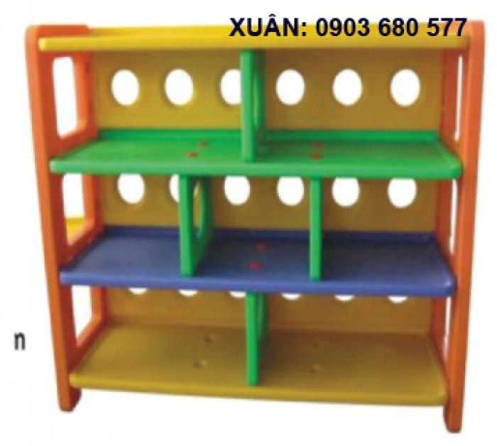 Giưởng ngủ trẻ em mầm non, chất lượng cao9
