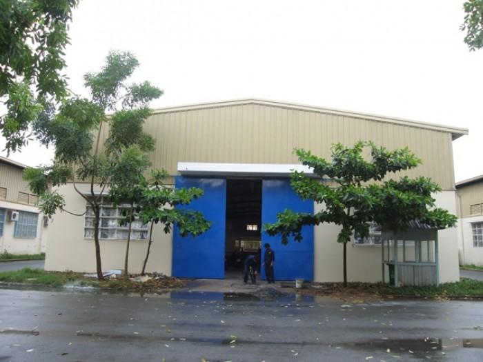 Bán nhà xưởng 2000m2 Khu CN Hoàng Gia, Long An, có SH 7.7 tỷ