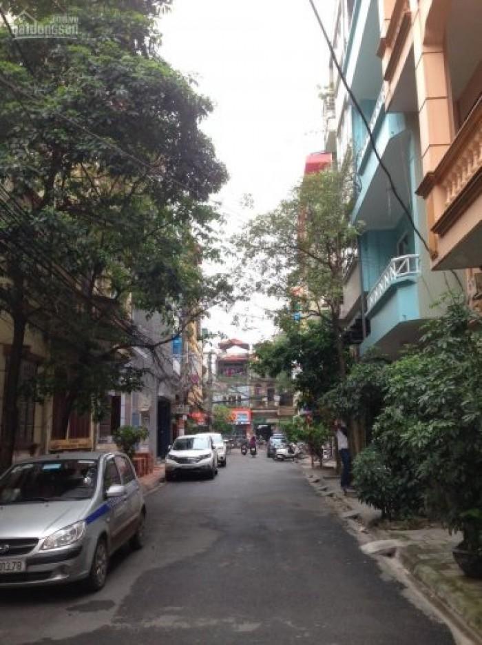 Bán gấp nhà ô tô đỗ cửa S:60m2x4 tầng ngõ 52 Quan Nhân phường Nhân Chính, Quận Thanh Xuân