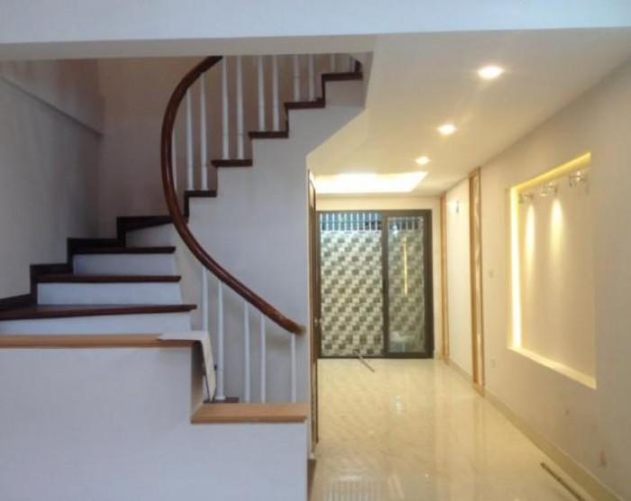 Bán nhà 38m2 mới xây 100%, full đồ nội thất, thiết kế hiện đại