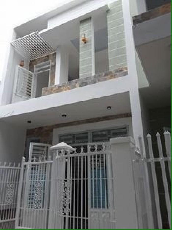 Bán gấp căn nhà 1 trệt 1 lầu, 3PN, DTXD 110m2 giá hữu nghị nhất