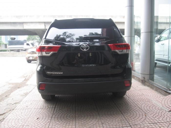 Bán xe Toyota Highlander 2017
