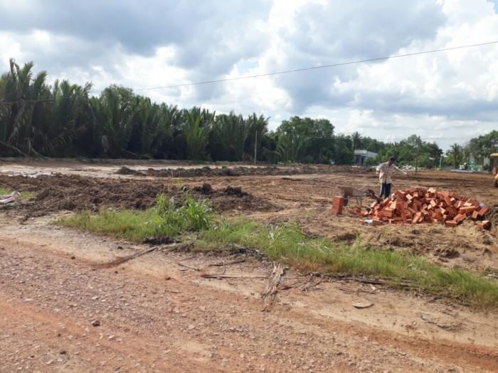 Bán Đất Nền Long An Giáp Bình Chánh 500 Mét Giá Rẻ Đường Nguyễn Hữu Trí