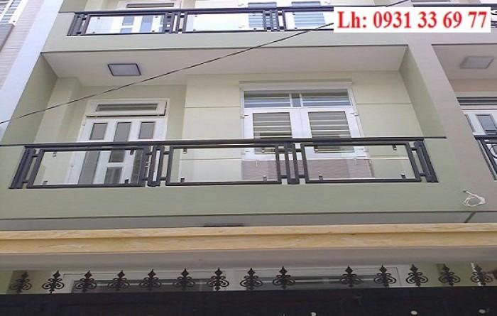 Bán nhà mặt tiền Nguyễn Thái Bình, Q1, cạnh Bitexco, DT: 8mx22m, giá 77 tỷ