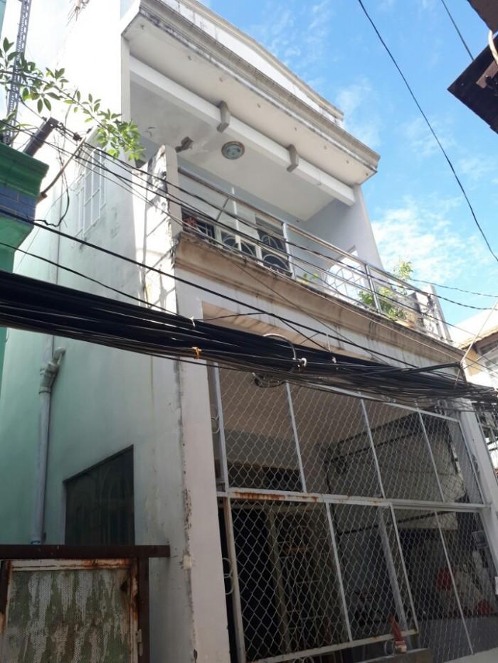 Bán Nhà Hẻm 1329 Đường Phan Văn Trị, phường 10, quận Gò Vấp, Hướng chính Nam