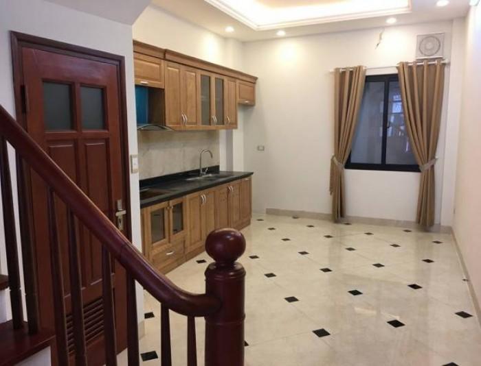 Bán nhà 4 tầng, 33m2, Mậu Lương, Hà Đông, giá 1.45 tỷ.