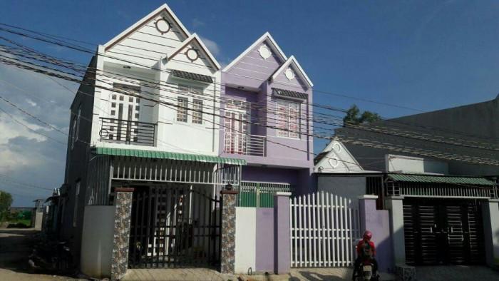 Nhà Mới, 360Tr Nhận Nhà Shr,Gần Chợ Điệm,Cách Chợ Bình Chánh 3Km, Đường Nguyễn Hữu Trí