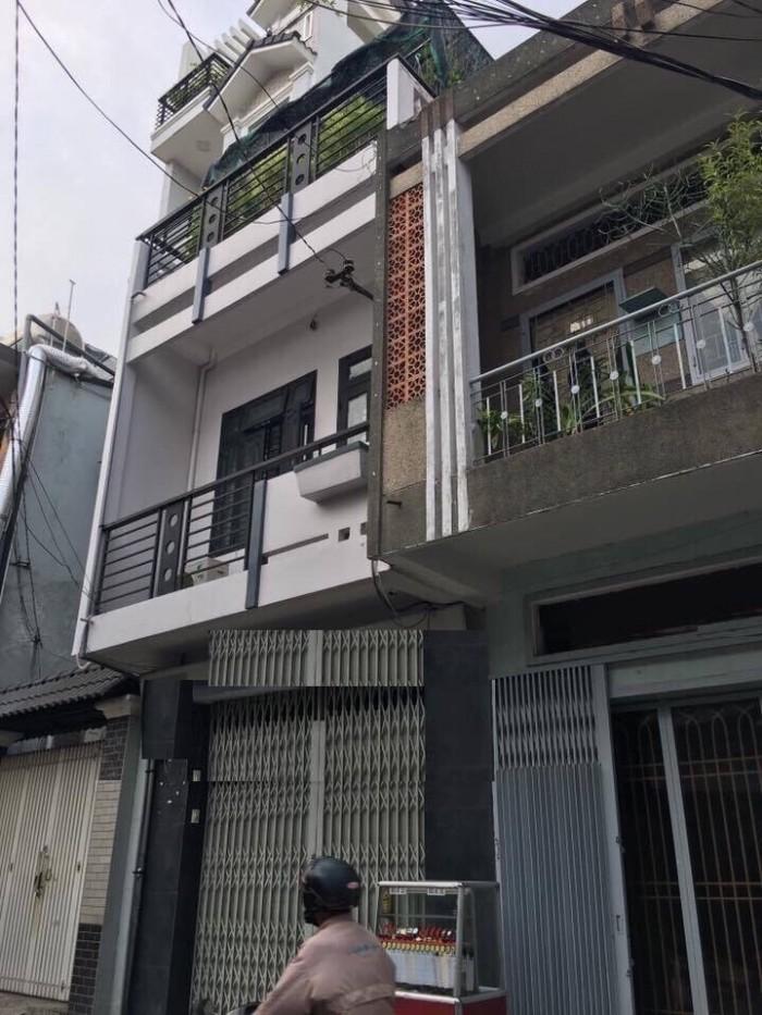Bán nhà MT Võ Thành Trang TB 4.1x15.5m 1L 2 lầu ST Giá 6.72 tỷ