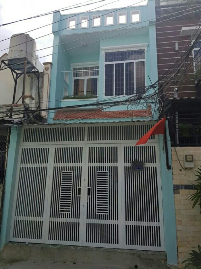 Bán Nhà Hẻm Đường số 3, phường 9, quận Gò Vấp, Hướng Đông