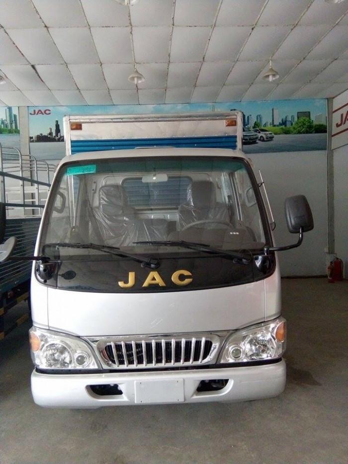 Xe tải jac 2,4 tấn. hỗ trợ trả góp
