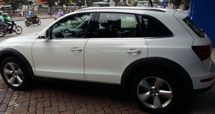 Audi Q5 sản xuất 2016, xe đẹp như mới, nguyên bản, chạy cực ít 5