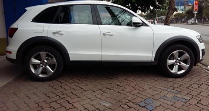 Audi Q5 sản xuất 2016, xe đẹp như mới, nguyên bản, chạy cực ít 8