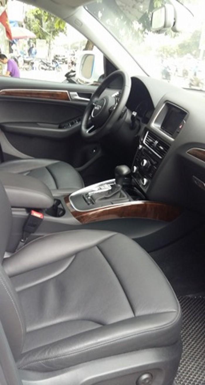 Audi Q5 sản xuất 2016, xe đẹp như mới, nguyên bản, chạy cực ít 19