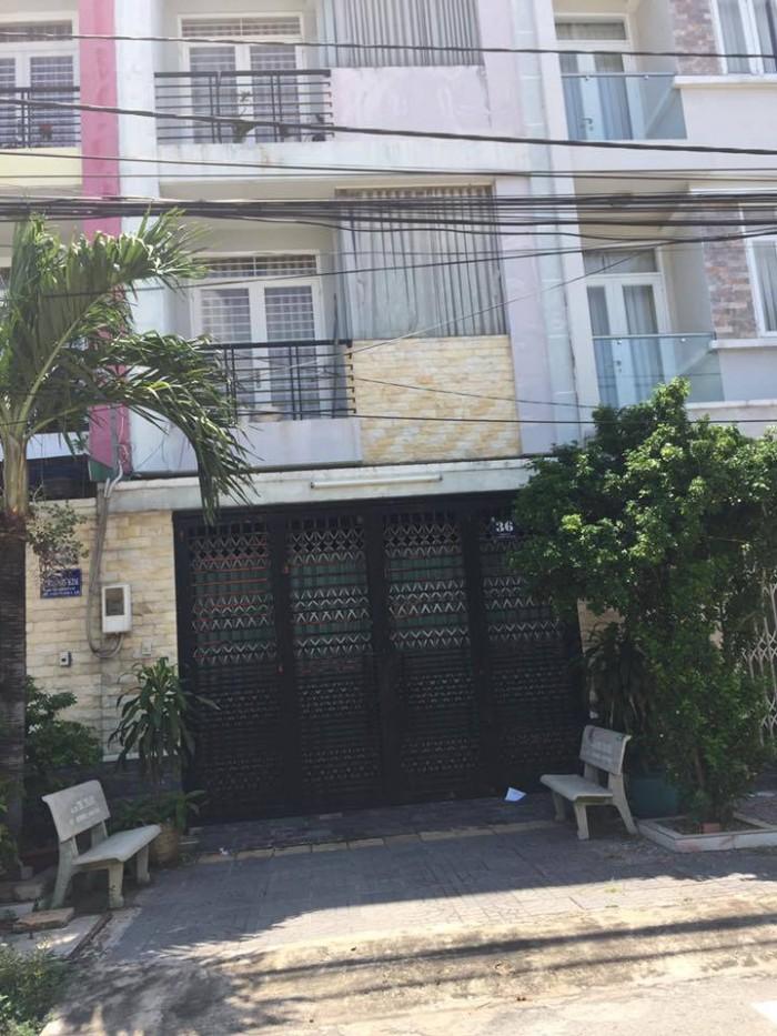 Bán Nhà 8.3 Tỷ, 6mx16m khu Tên Lửa, An Lạc A, quận Bình Tân