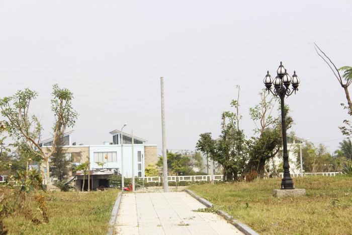 Cần bán nhanh lô đất đối diện Spa Sông Hàn