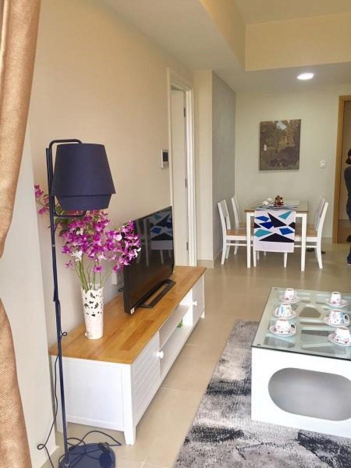 Cho thuê Masteri, view sông full nội thất 31 tr/th, 98m2 3 phòng ngủ