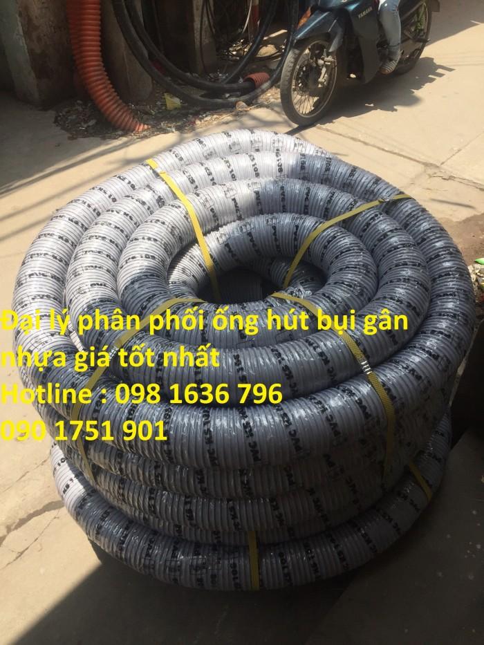 Bán ống hút bụi - Ống hút bụi gân nhựa giá tốt nhất tại Hà Nội