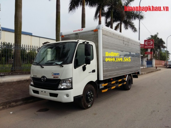 Bán xe tải Hino 300 Series uy tín, giá rẻ, chính hãng giao hàng ngay 0